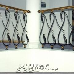 balustrady-wewnetrzna-metalowa-kuta-mosiezna-b179