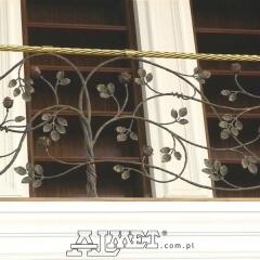 balustrady-porecze-schodowe-polerowany-mosiadz-pnacze-roz-b161