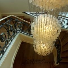 balustrada antresola kuta wewnętrzna