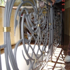 balustrady-schodowe-kute-metalowe-mosiezna-b184a