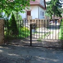 bramy kute Warszawa i okolice