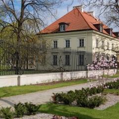 ogrodzenie metalowe wzory cena Warszawa