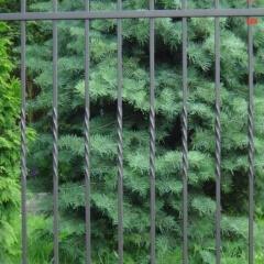 ogrodzenia kute płoty kute