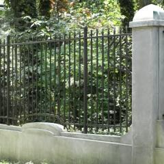 Ogrodzenia metalowe wzory Warszawa
