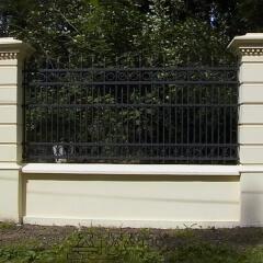 ogrodzenia przęsła kute Warszawa